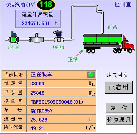 système de chargement